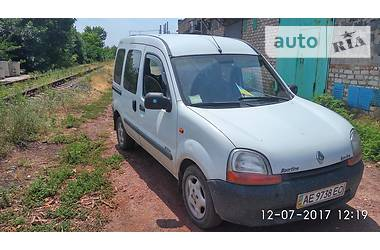 Renault Kangoo пасс. 1.9 2000
