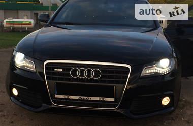 Audi A4 S- LINE 2011