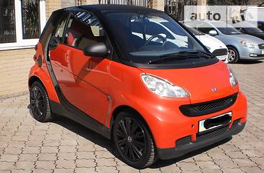 Smart Fortwo 451 2007