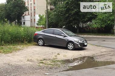 Hyundai Accent RB 2011