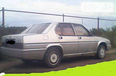 Alfa Romeo 75 2.0 тд 1988