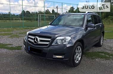 Mercedes-Benz GLK 250 2011