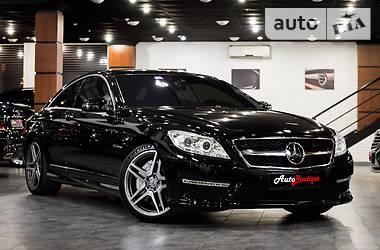Mercedes-Benz CL 63 AMG 2012
