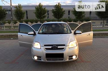 Chevrolet Aveo 1.6i 2007