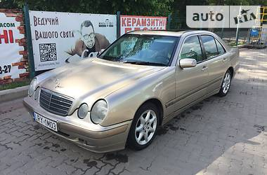 Mercedes-Benz E-Class Е-210 2000