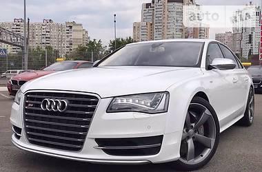 Audi S8 4.0TFSI 520H.P. 2013