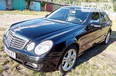 Mercedes-Benz E-Class Avangarde 2007
