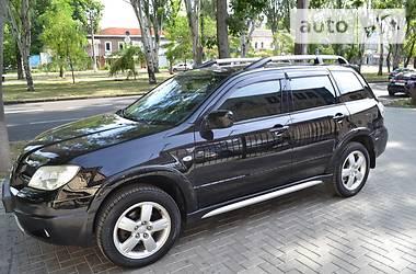 Mitsubishi Outlander 2008