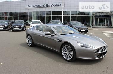 Aston Martin Rapide V 12 6.0 2011
