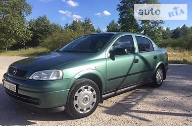 Opel Astra G 2007