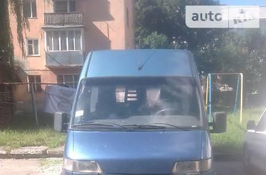 Fiat Ducato пасс. 1994