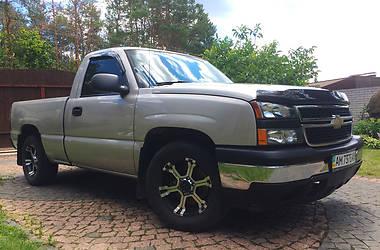 Chevrolet Silverado 4.3 L V6 2006