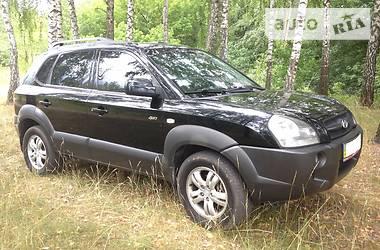 Hyundai Tucson 2.7i 2006