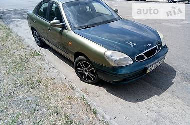 Daewoo Nubira cbx 2003