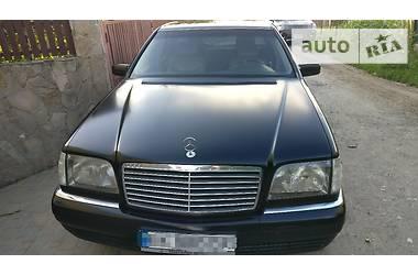 Mercedes-Benz S 280 1995