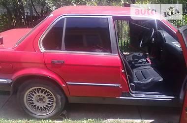 BMW 318 e-318 1986