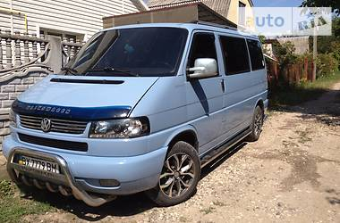 Volkswagen T4 (Transporter) пасс. 4x4 2003