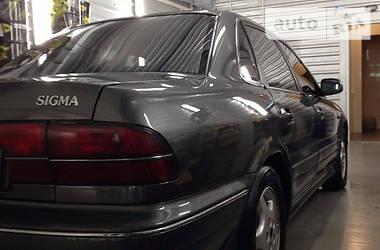 Mitsubishi Sigma 1992