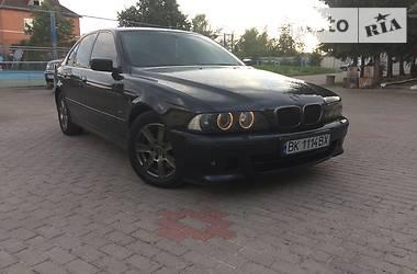 BMW 530 e39 2001