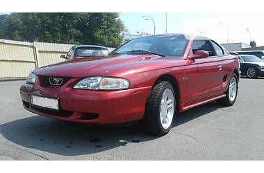 Ford Mustang GT  GT 1996