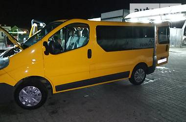 Renault Trafic пасс. груз-пас 2008