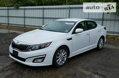 Kia Optima EX 2015