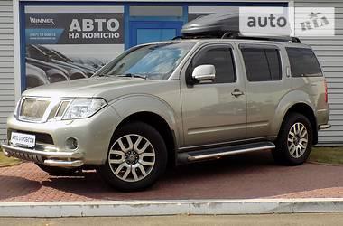 Nissan Pathfinder 2.5 dCi 2011