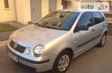 Volkswagen Polo 1.4 FSI 2003
