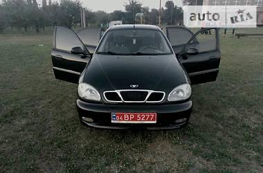 Daewoo Sens 2007