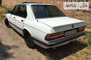 BMW 520 E28 1986