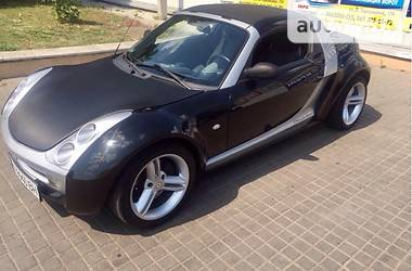 Smart Roadster 2005