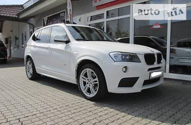 BMW X3 M Paket 2012