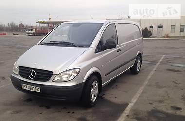 Mercedes-Benz Vito груз. 2009