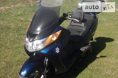 Suzuki Burgman 2003