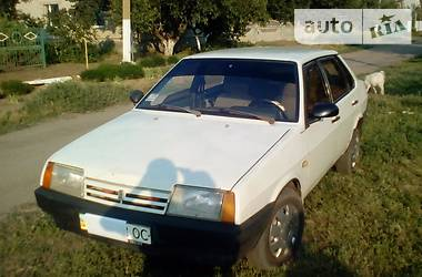 ВАЗ 21099 21099 1.5 1997