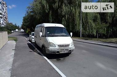 ГАЗ 2705 Газель TDI 2005