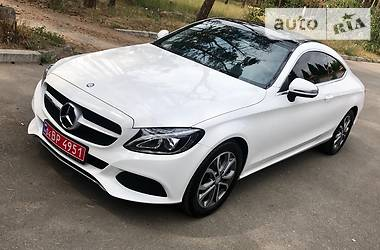 Mercedes-Benz CLC 180 2016