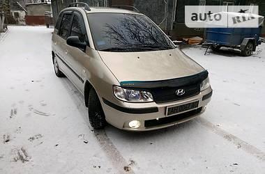 Hyundai Matrix 1.5 crdi vgi 2007