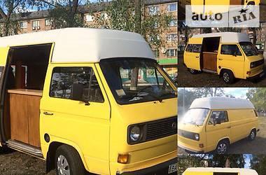 Volkswagen T3 (Transporter) 1981