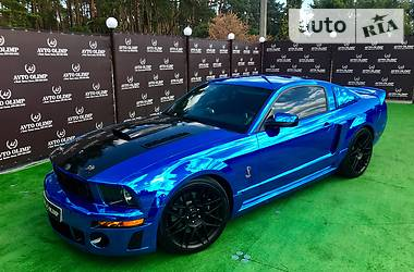Ford Mustang Shelby 2007