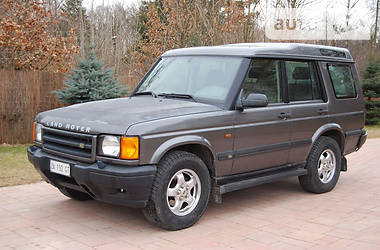 Land Rover Discovery  2001