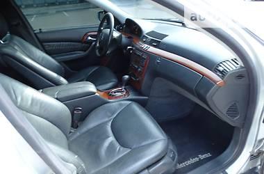 Mercedes-Benz S 430 2000