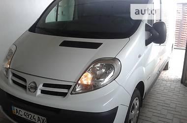 Nissan Primastar груз. 2012