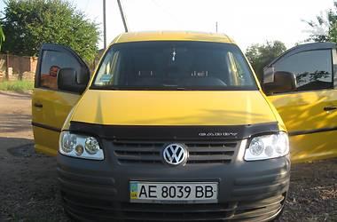 Volkswagen Caddy пасс. 2.0 TDI 2007