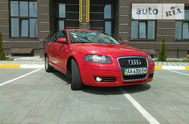 Audi A3 ATTRACTION 2007