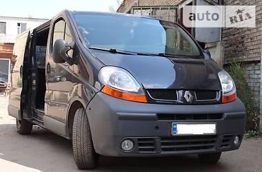 Renault Trafic груз. MAXI LONG 2006
