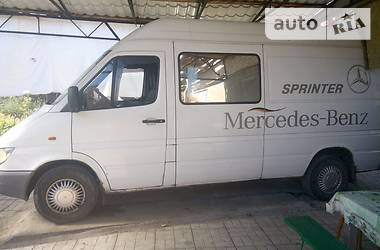 Mercedes-Benz Sprinter 311 груз. 2002