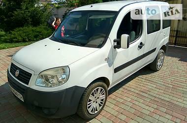 Fiat Doblo пасс. 1.3TDI 2007