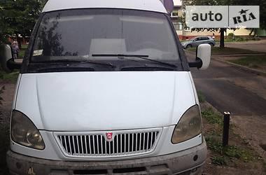 ГАЗ 2705 Газель 2.4 2005