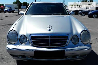 Mercedes-Benz E-Class CDI Elegance 2000